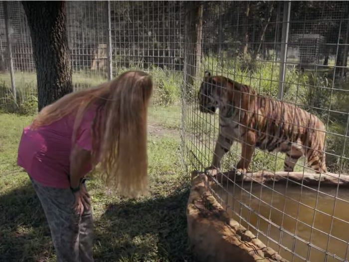 The big lie in 'Tiger King' and the truth about Carole Baskin